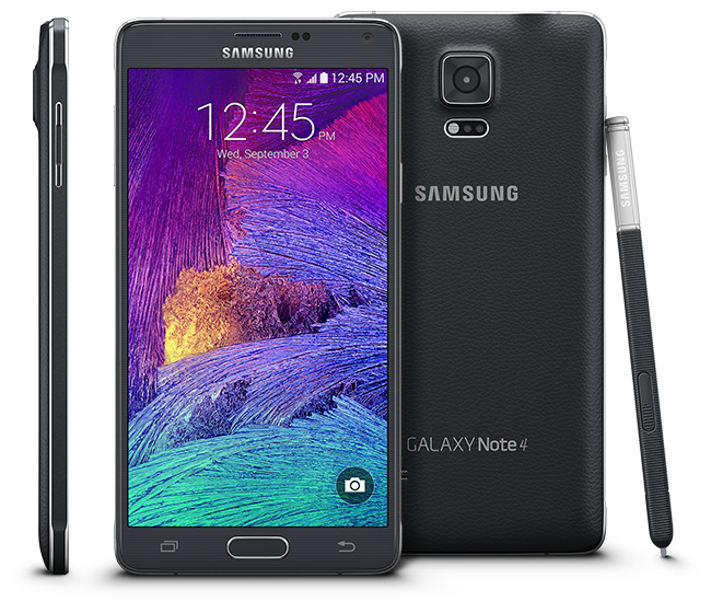 Nexus 6 vs Samsung Note 4
