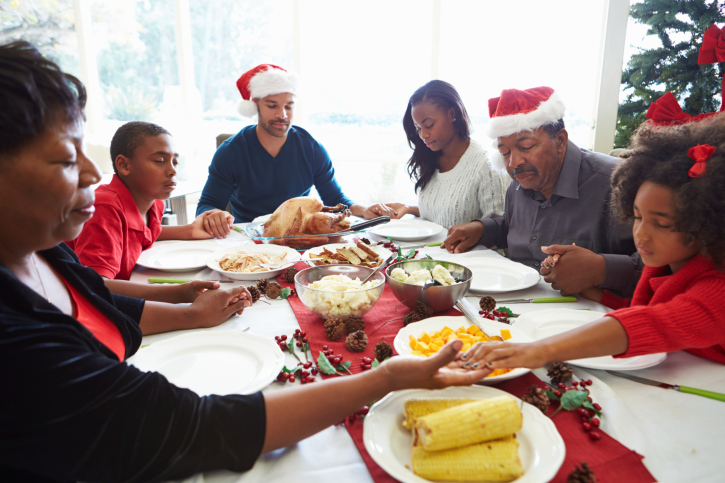 3 Ways To Stay Healthy During Holidays