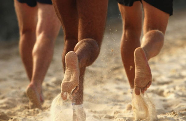 How To Properly Perform Barefoot Running