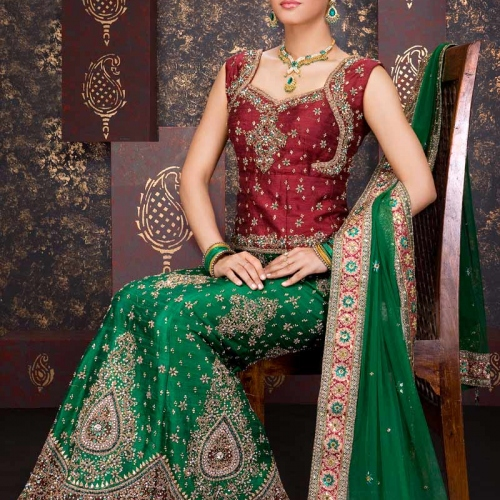 Various Ethnic Indian Party Wear For Women