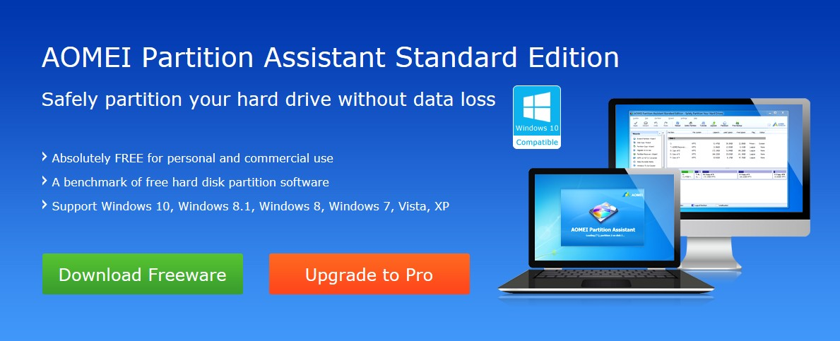 AOMEI Partition Assistant Standard 6.0 Review