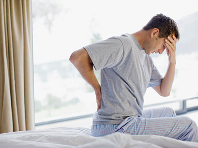 Problems Sleeping Due To Lower Back Pain