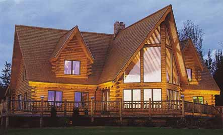 Choosing Proper Finish For Log Houses