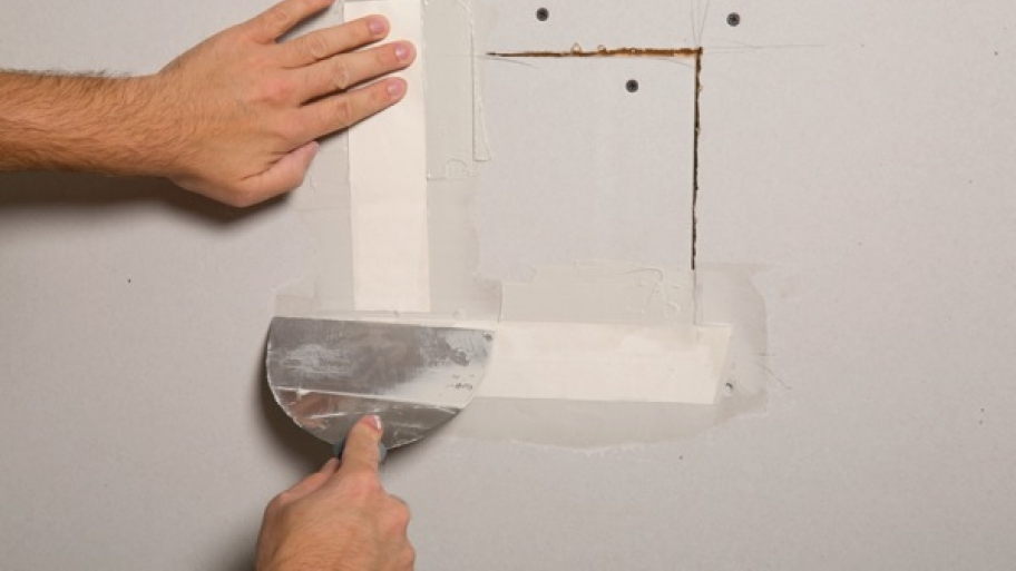 How To Properly Patch Drywall