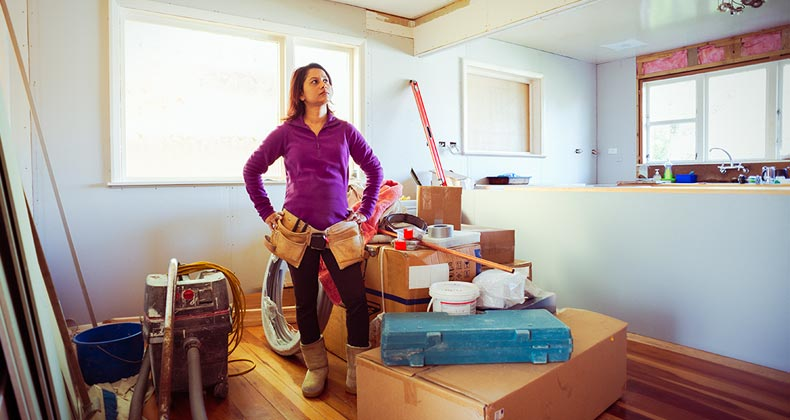 Some Home Improvement Projects You Should Never Try On Your Own