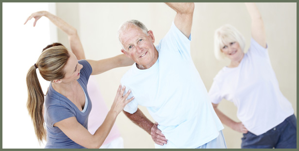 Best Exercises For Seniors With Arthritis