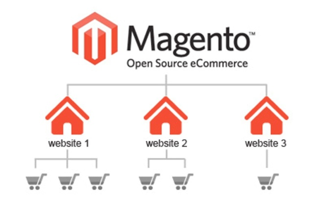 Magento Multi-Store Development - The Right Choice For Online Businesses