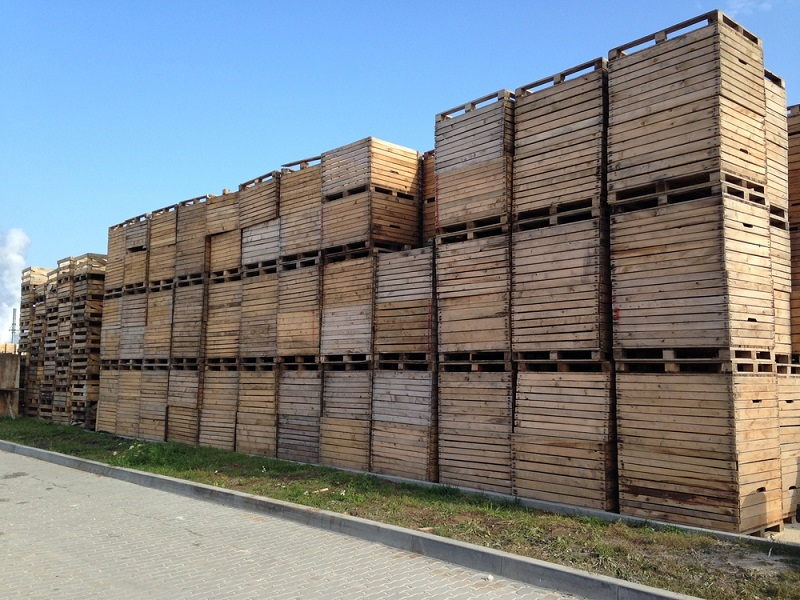 Hardwood pallets manufacturers