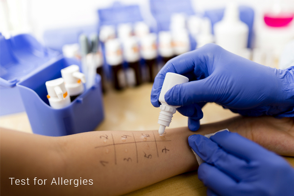 All You Need To Know About Skin Prick Test For Allergies