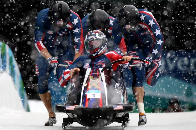 How Is A Bobsled Used In Winter Olympics?