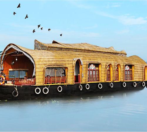 Alleppey Backwaters Kerala