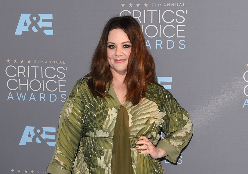 Melissa McCarthy Incredible 75lb Weight Loss