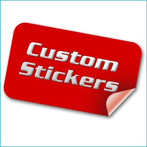 Create Custom Stickers For Business or Personal Use