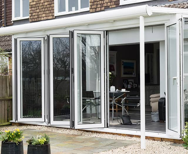Why Would You Choose Aluminium Bi-folding Doors For Your Home?