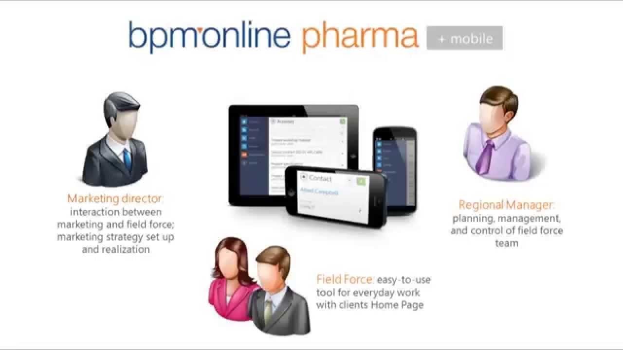 bpm'online pharma