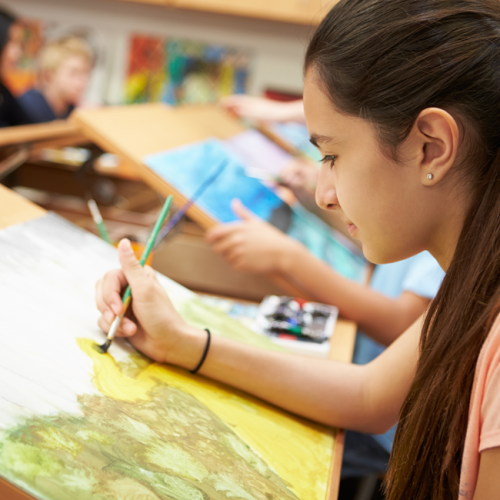 Top 10 Arts Education Websites For Gifted Students