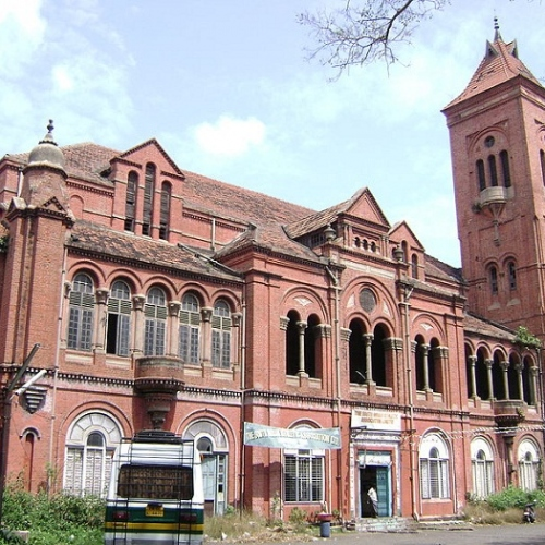 Chennai Colonial Building