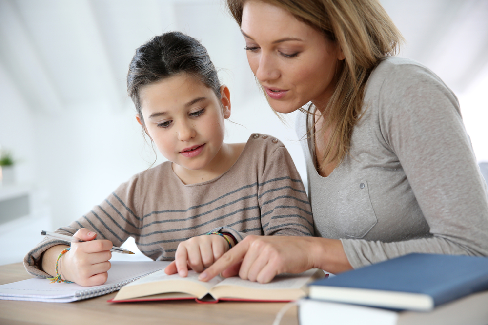 Helping Your Child to Succeed at School