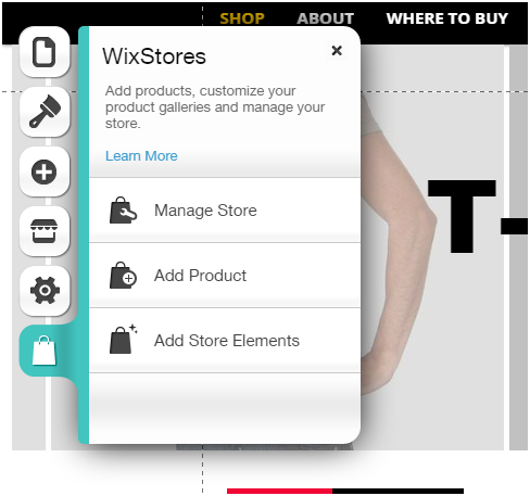 Manage Your Online Store With WixStores