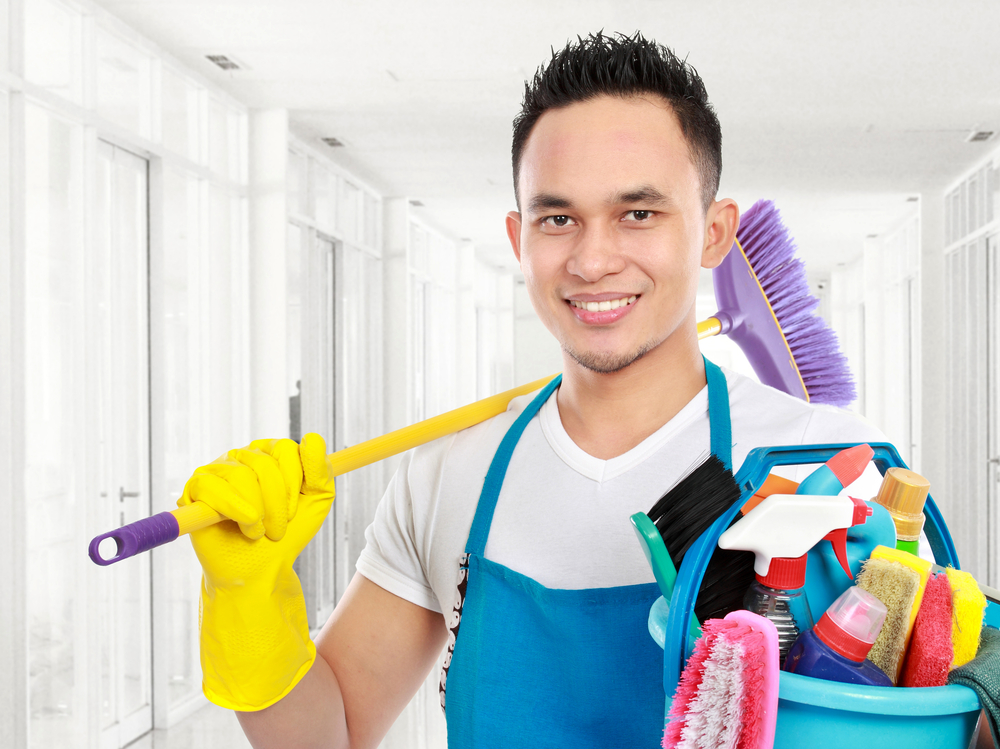 Cleaning As A Workout