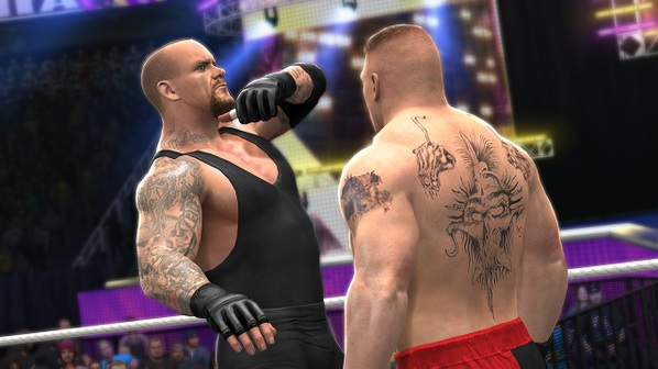 WWE 2K15- Coming this spring for PC with free DLC
