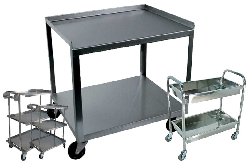 A Guide To Importance Of Stainless Steel Medical Cart!