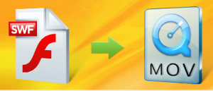 How To Convert Flash Animations To MOV With The Movavi SWF To Video Converter For Windows