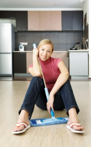 End Of Tenancy Cleaning Is A Big Challenge