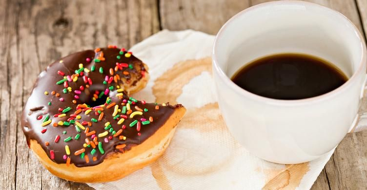 Is It Healthier To Skip Breakfast or Just Have Doughnuts