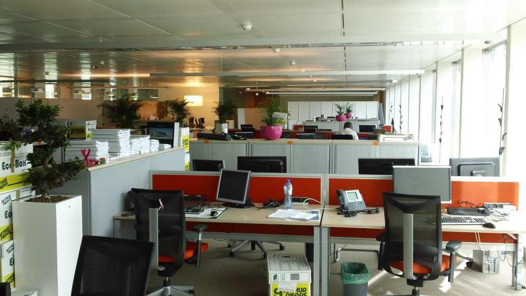 Noise Reduction In Office Buildings: A Worthwhile Investment