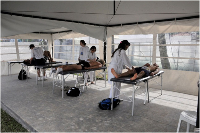 Medical Personnel Are Always Needed At Outside Events