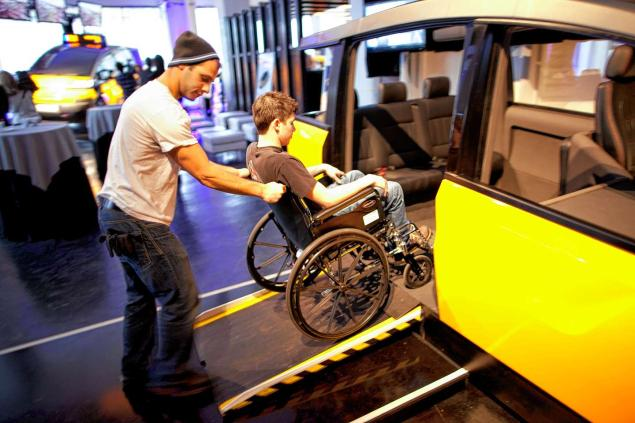 Wheelchair Accessible Taxis—A Milestone In Public Transportation Industry