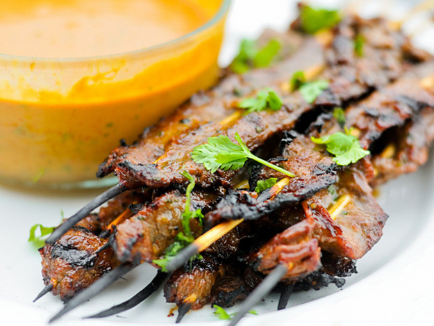How To Make Beef Satay