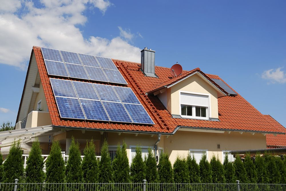 Using Solar Panels At Our House