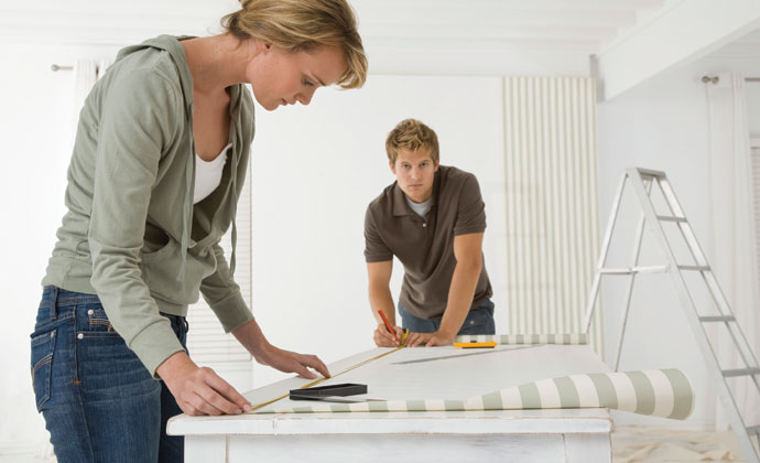 What To Prepare Before Installing Wallpaper