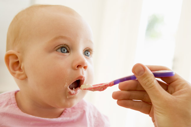The Best Way To Make Your Own Baby Food