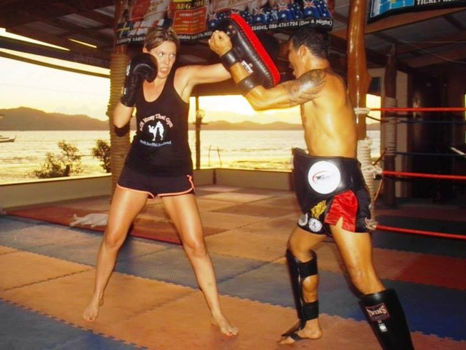 Holiday and Learn Muay Thai In Thailand