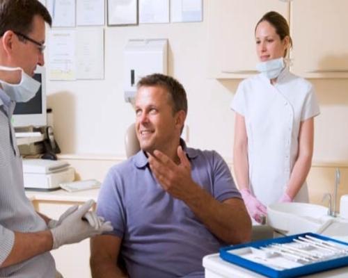 Choosing Cosmetic Dentist