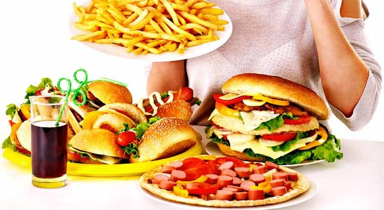 6 Most Unhealthy Foods In The World