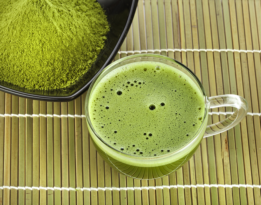 The Amazing Benefits Of Matcha Tea