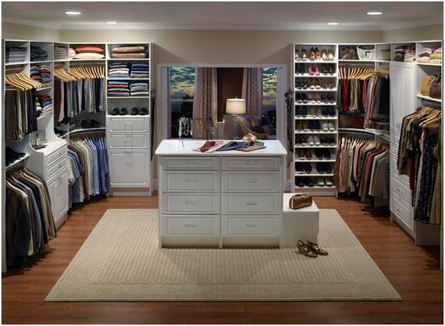 Walk Into Your Closet & Love!