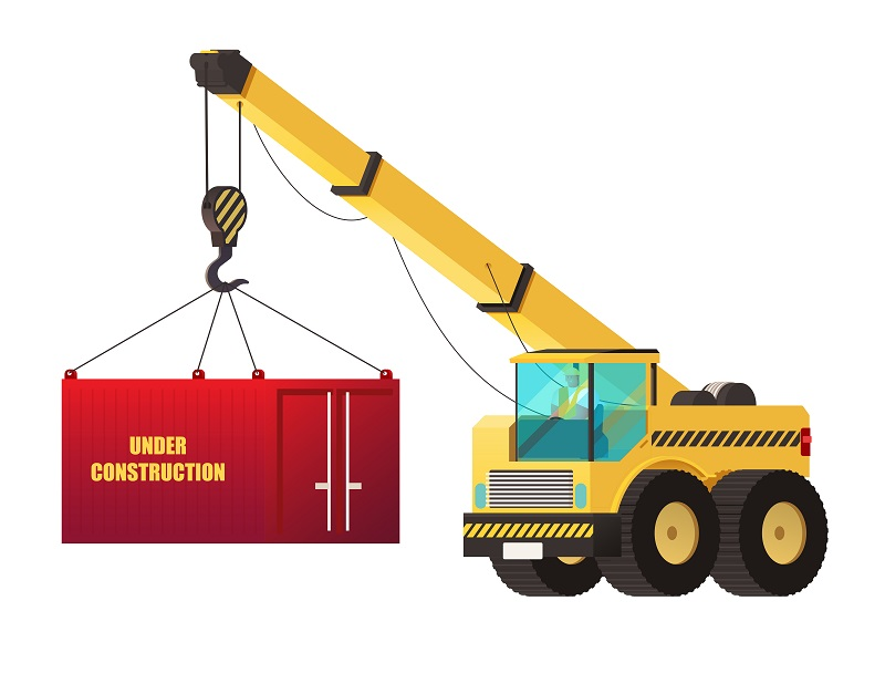 Crane truck hire Melbourne
