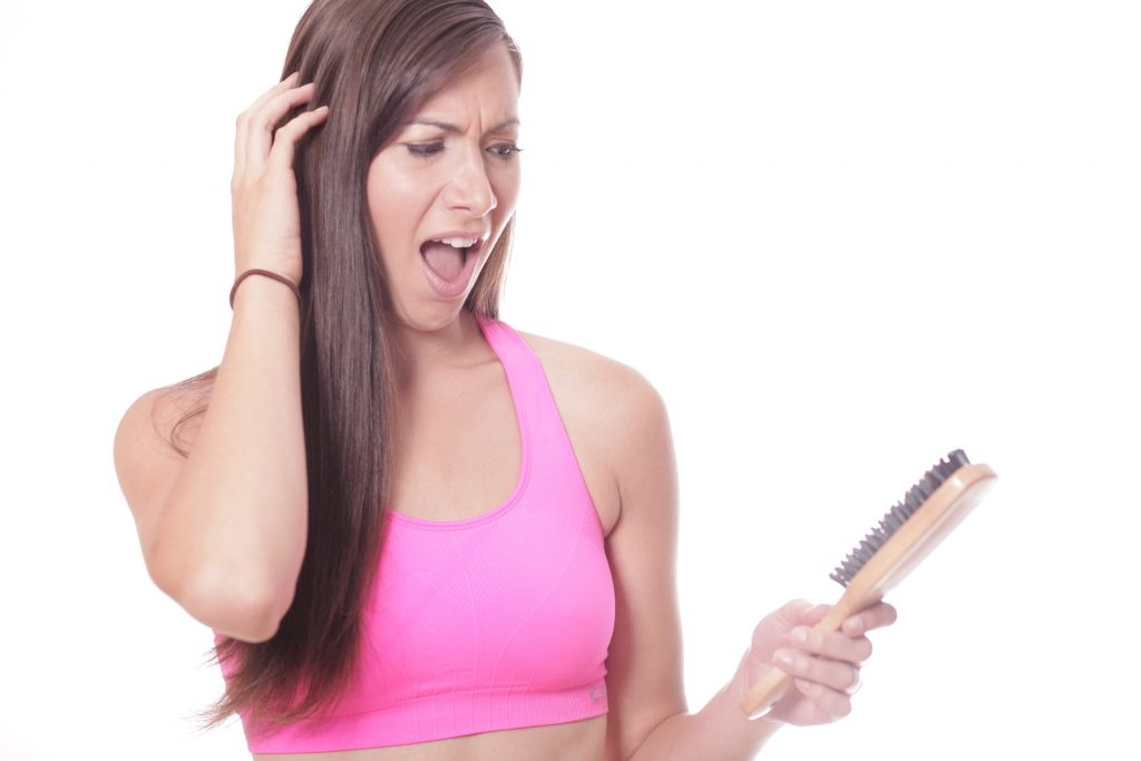 5 Reasons For Female Hair Loss and How To Treat It
