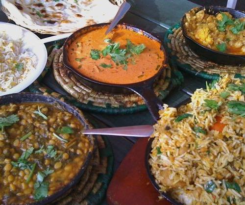 Delicacies At Lahore Eat