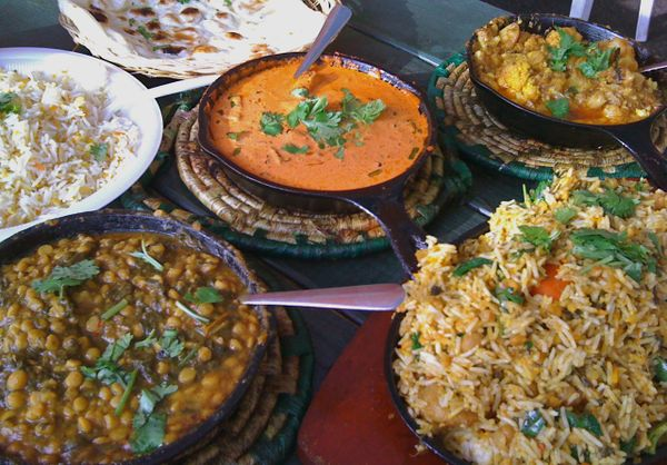 Delicacies At Lahore Eat