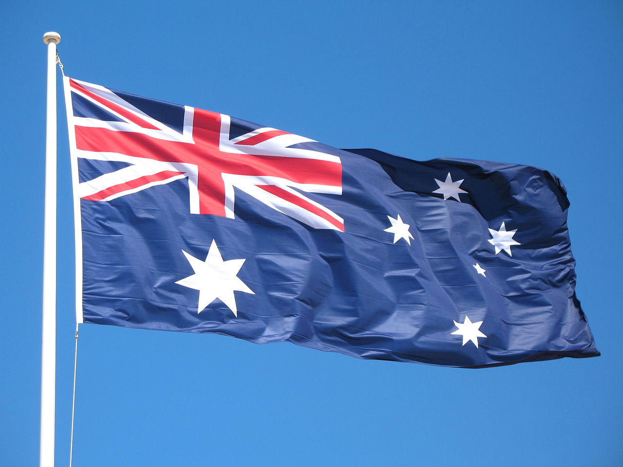 The Australian Flag Holds Much Meaning For The Commonwealth