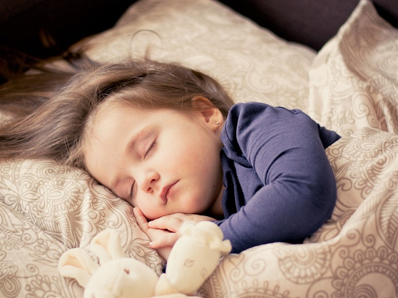 How To Help Your Kids Sleep Better