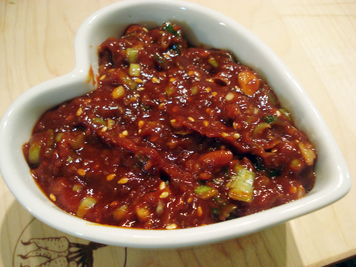 Specific Recipes Of Hot Sauces