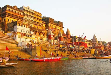 Enjoy The Golden Triangle Tour by Combining Varanasi and Khajuraho