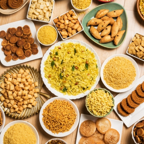 5 Snacks or Namkeens That Are Must Have In The Kitchen For Small Peppy Meals